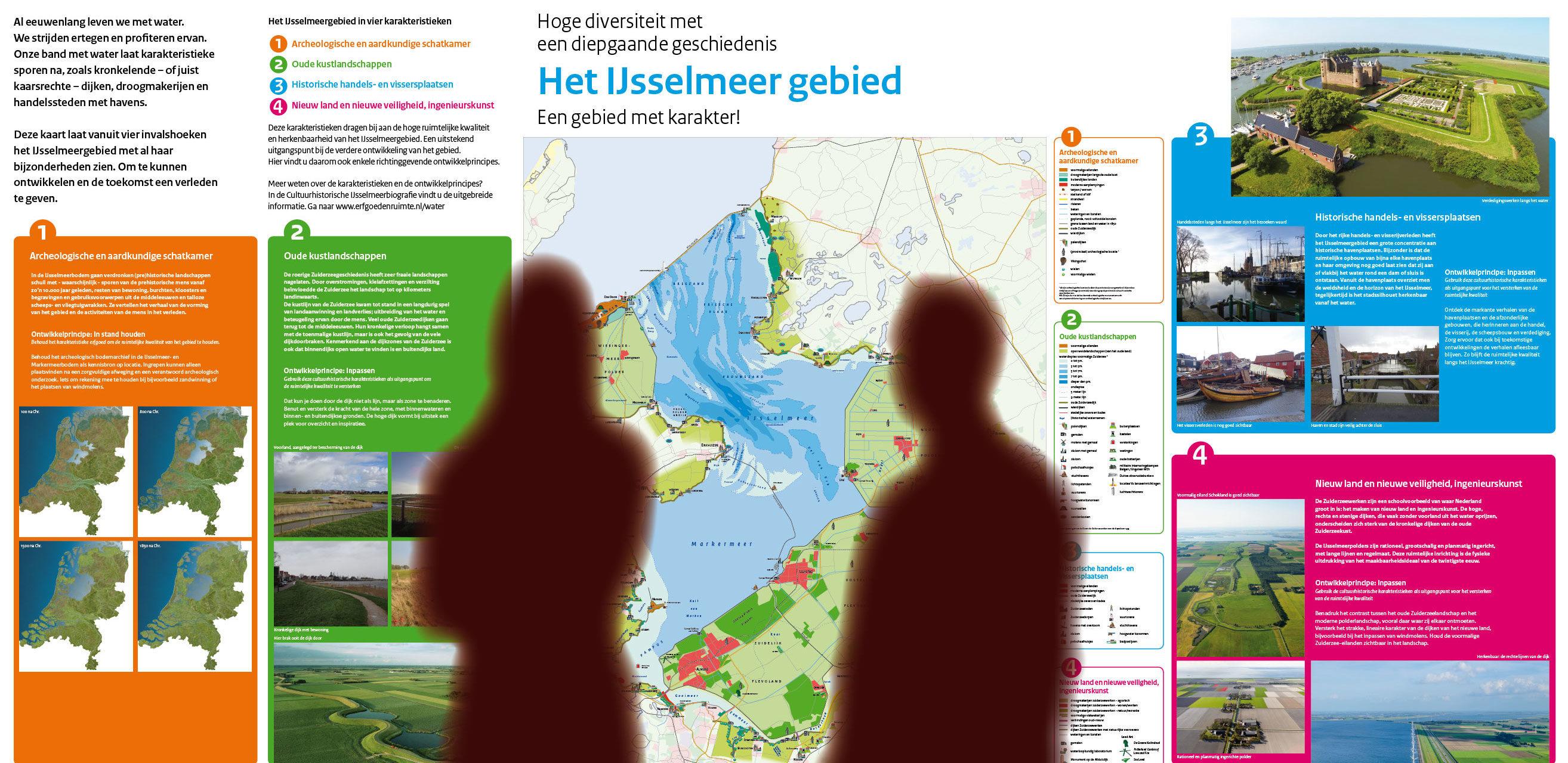 Het IJsselmeergebied
