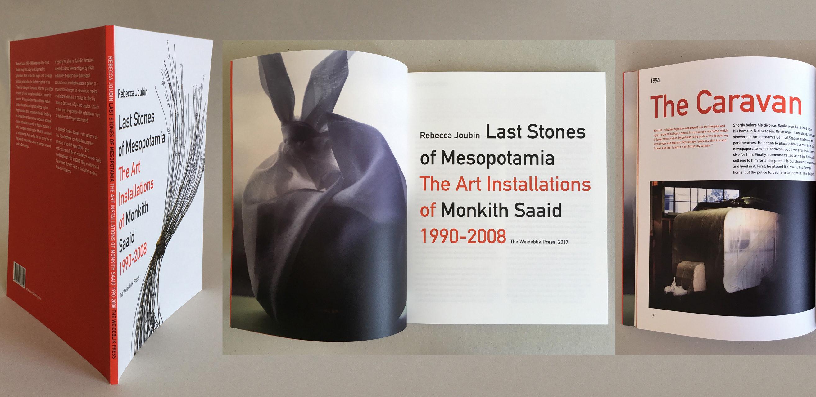 The Art  Installations of Monkith Saaid