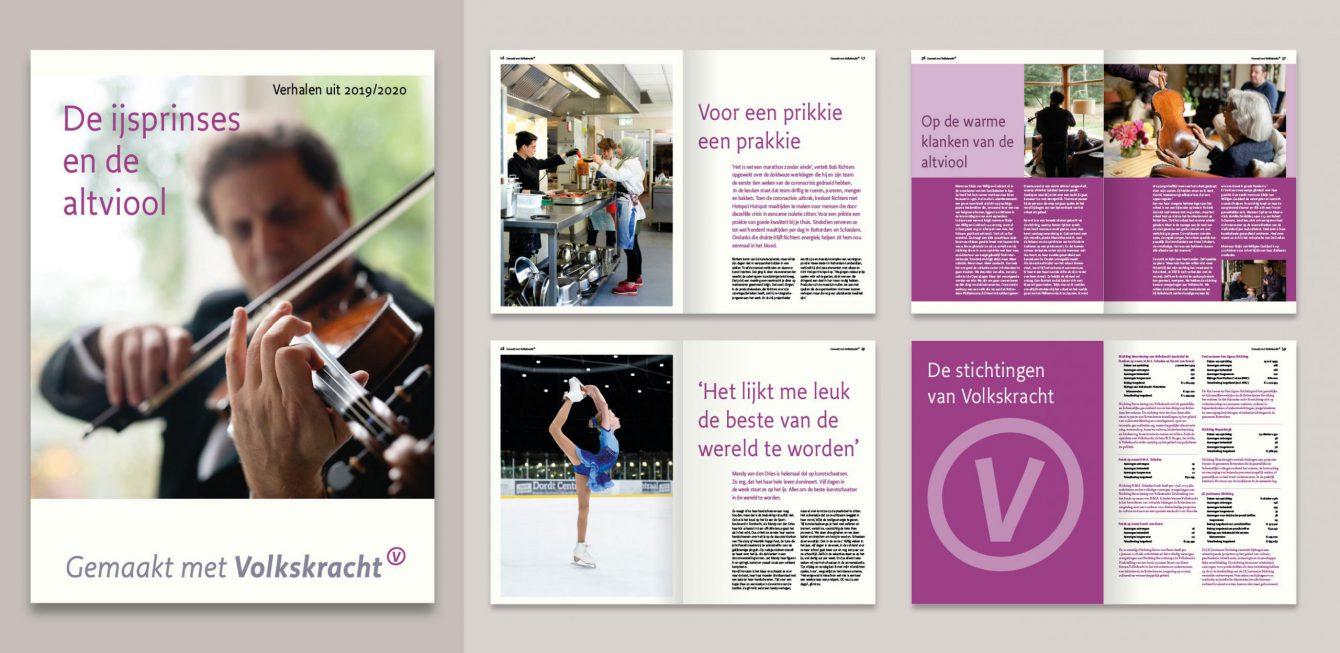 Jaarbericht Stichting Volkskracht